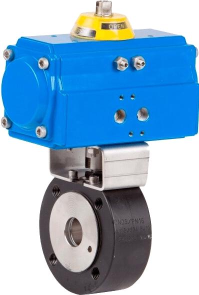 Клапан серии 2105 с приводом Genebre 5105 08 138