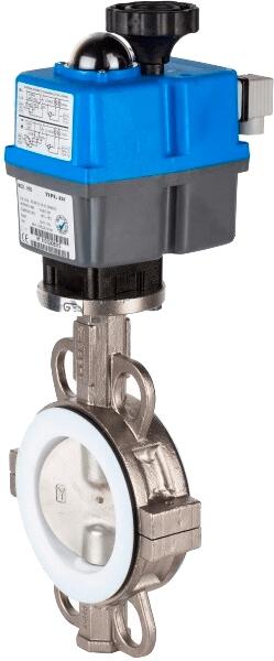 Клапан серии 2103 с электроприводом Genebre 5634 16 62