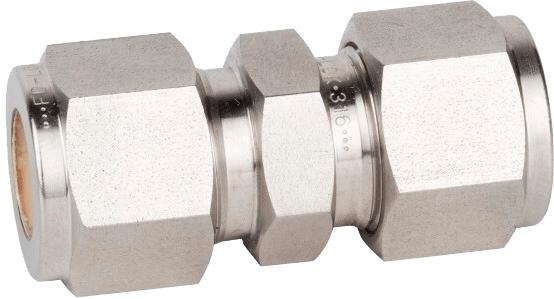 Соединение труба-труба для жесткой трубы в мм Genebre 8401D 012 010