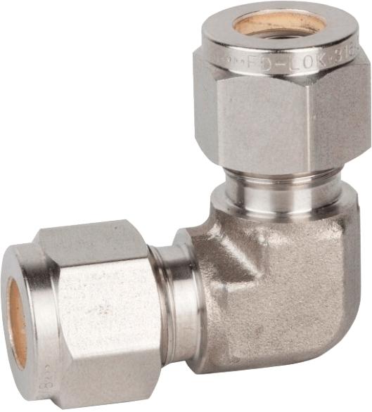 Колено труба-труба для жесткой трубы в мм Genebre 8402D 012 012