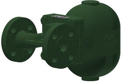 Воздухоотводчик автоматический поплавковый из углеродистой стали резьбовой ADCA AE32-17 DN1 PN40