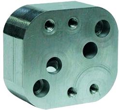 Пластина-адаптер для приводов GNP Genebre P4519