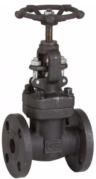 Клапан проходной резьбовой из кованной стали GENEBRE 2233A-09 PN19 DN50
