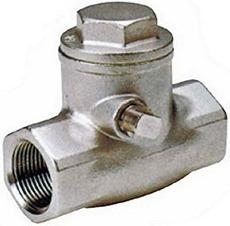 Клапан обратный резьбовой из нержавеющей стали GENEBRE 2430N-09 PN16 DN50