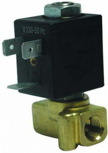 Соленоидный клапан прямого действия GENEBRE 4341-01-С24V NC DN1,2 PN15