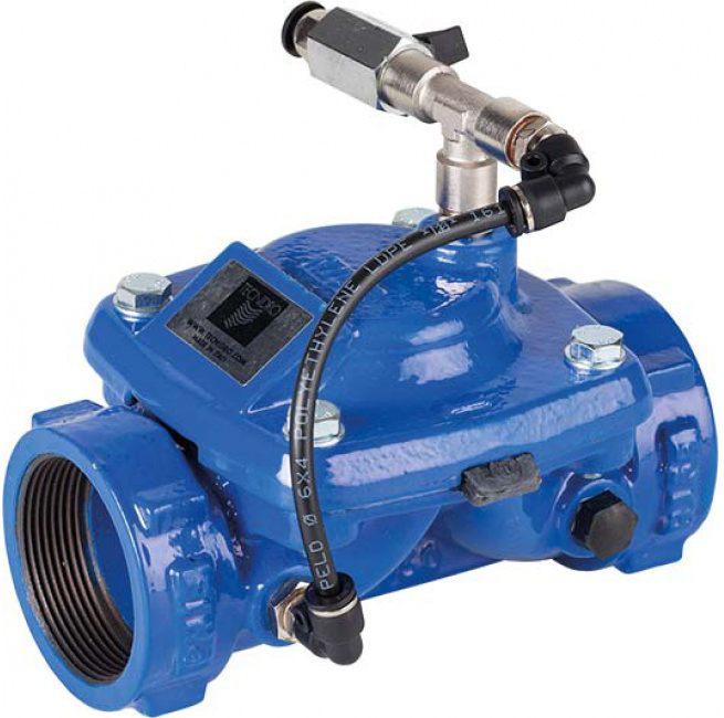 Гидравлический поплавковый клапан GENEBRE 4730-11 NC DN80 PN10