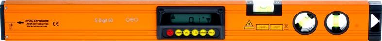 Уровень лазерный/электронный GEO-FENNEL S-Digit 60 [620000]