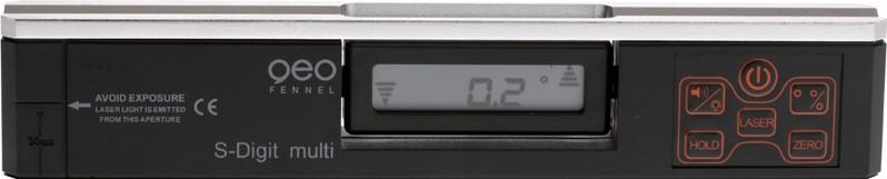 Уровень электронный GEO-FENNEL S-Digit multi [630000]