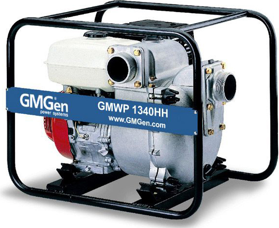 Мотопомпа GMGen GMWP1340HH