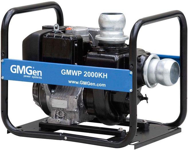 Мотопомпа GMGen GMWP2000KH