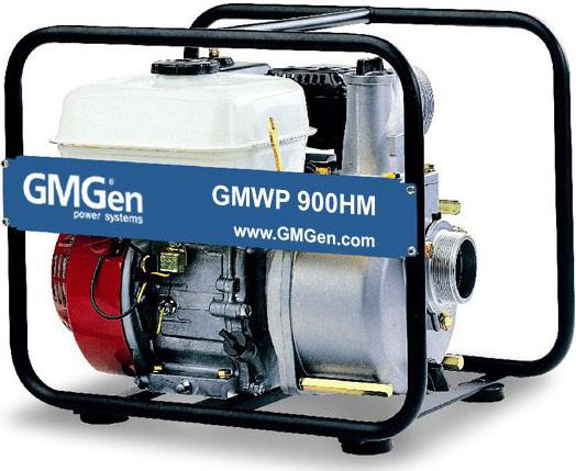 Мотопомпа GMGen GMWP900HM
