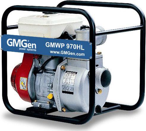 Мотопомпа GMGen GMWP970HL