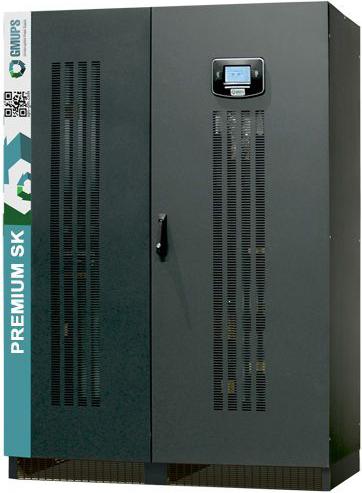 Источник бесперебойного питания GMUPS Premium SK 400/33