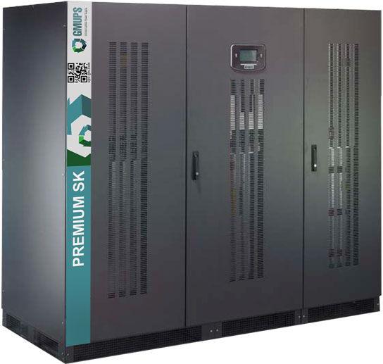 Источник бесперебойного питания GMUPS Premium SK 600/33