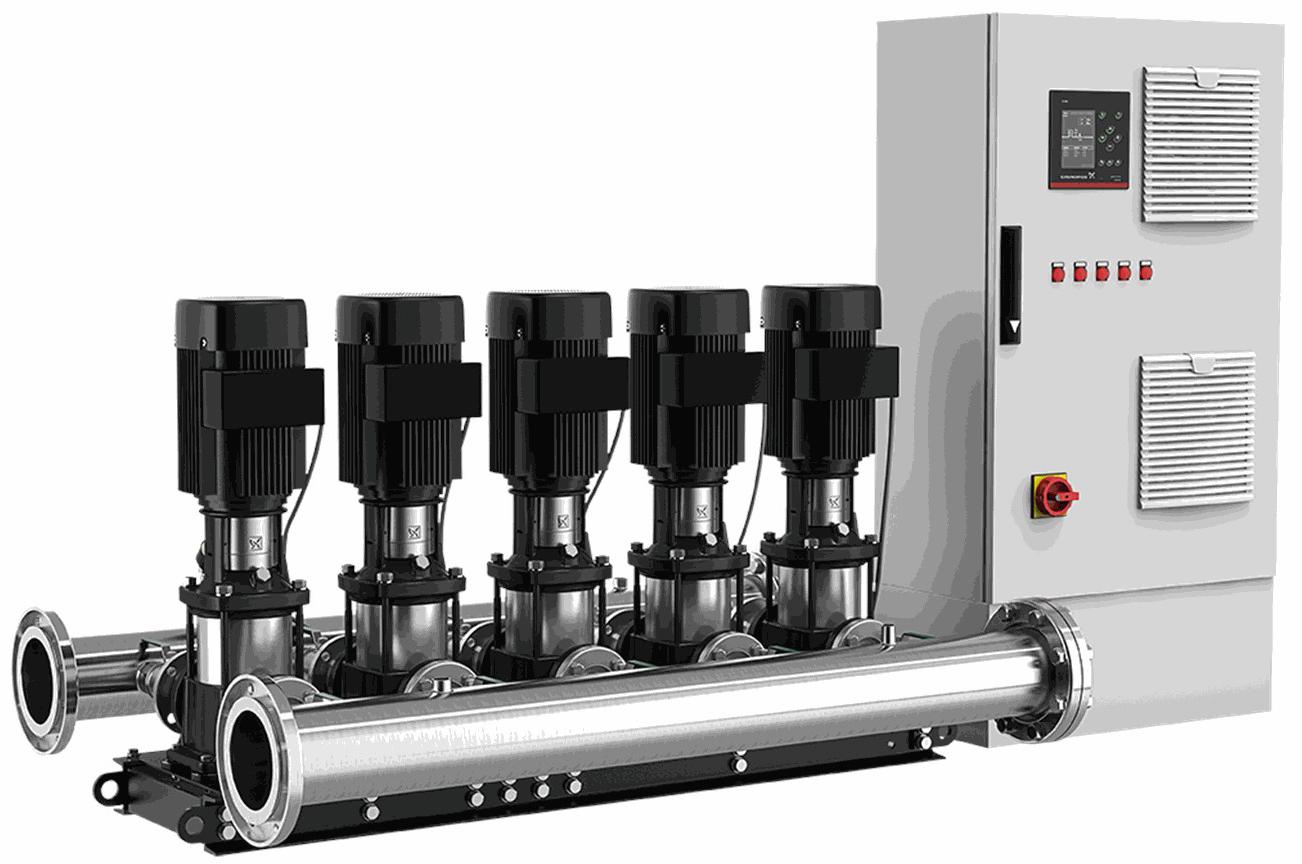 Установка повышения давления Grundfos HYDRO MPC-S 3 CR 5-4