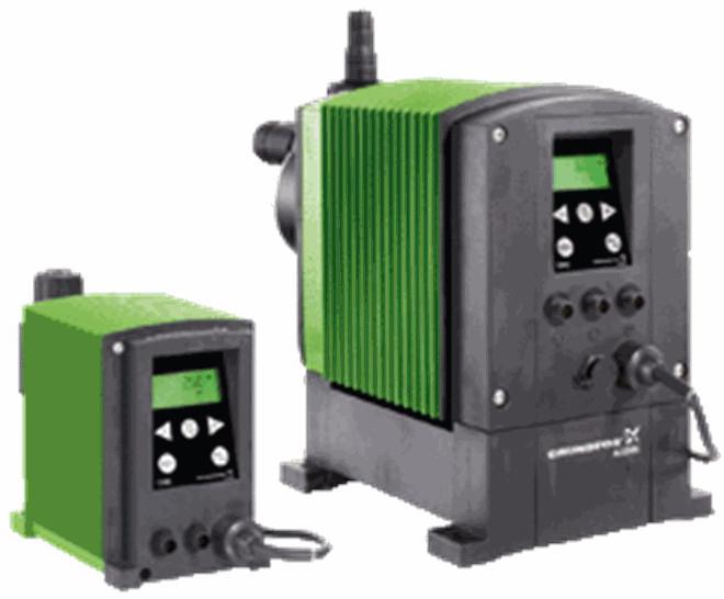 Дозировочный насос Grundfos DME 940-4 AR