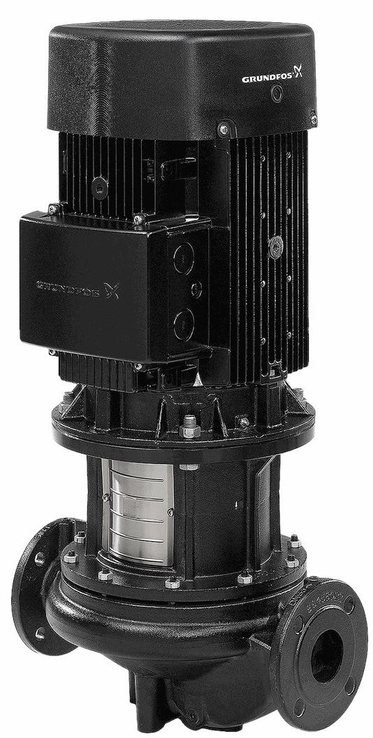 Центробежный насос 1,1 квт Grundfos TP 40-140/4 A-F-A-BQQE-GX3