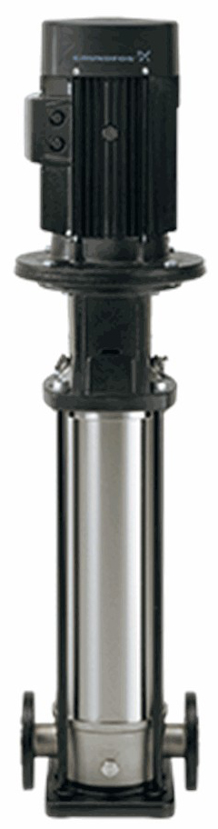 Многоступенчатый вертикальный насос Grundfos CRN 15-17 A-P-A-V-HQQV