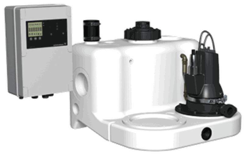 Канализационная насосная установка Grundfos MOG.31.3.2