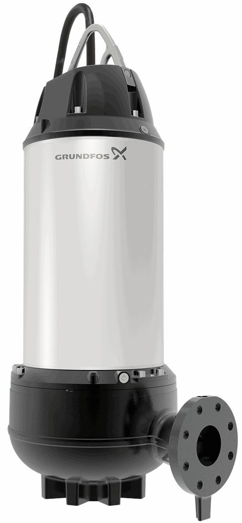 Канализационный насос Grundfos SEV.80.80.265.2.52H.C.N.51D