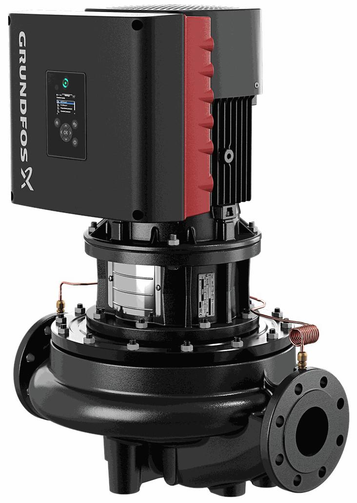 Центробежный насос 1,5 квт Grundfos TPE 100-70/4 S-A-F-A-BQQE-HD3