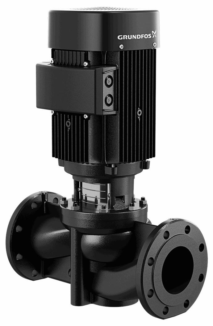 Центробежный насос 0,75 квт Grundfos TP 32-230/2 A-F-Z-BQBE-FX1