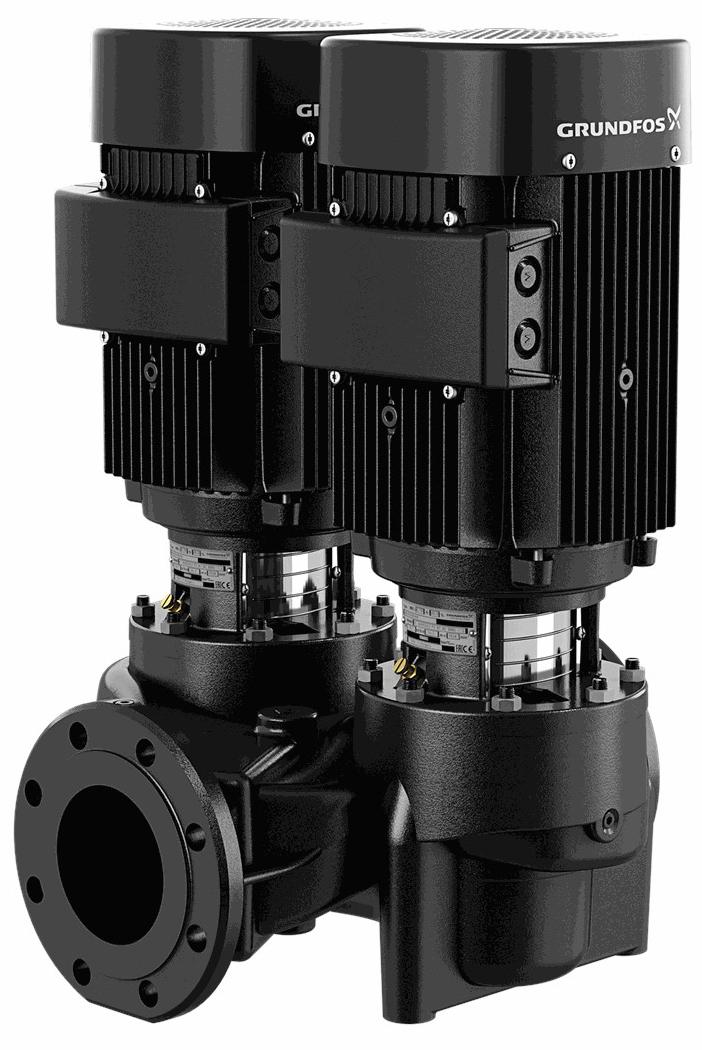Центробежный насос Grundfos TPD 40-90/4 A-F-A-BQQE-CX3