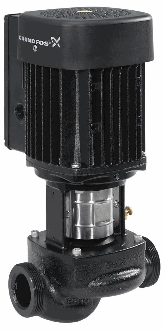 Центробежный насос 0,12 квт Grundfos TP 25-50/2 A-O-A-BQBE-AX1