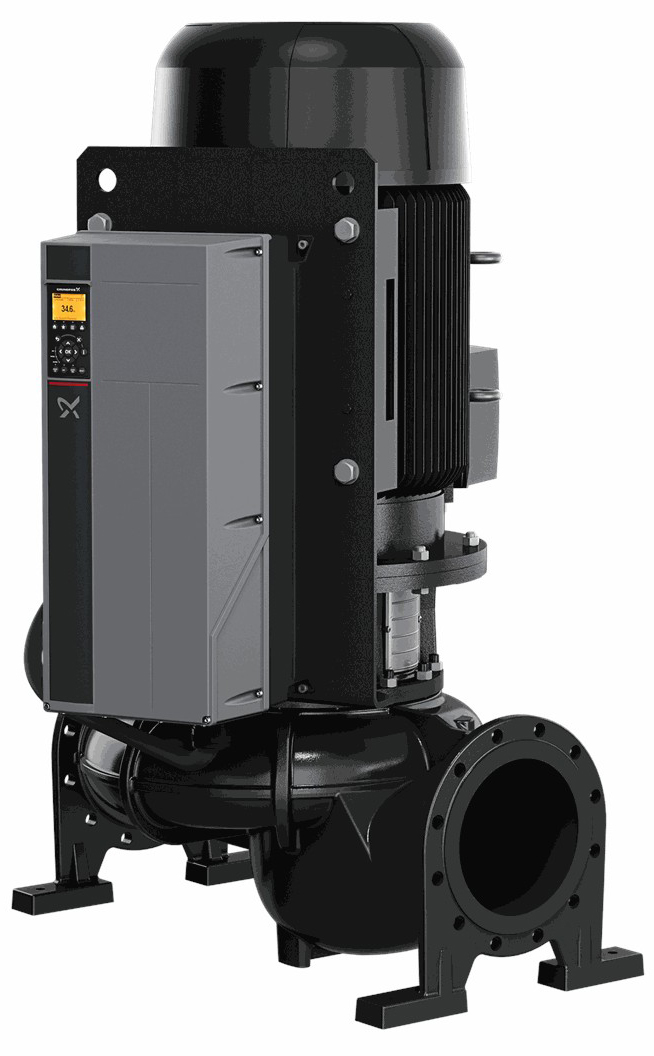 Центробежный насос Grundfos TPE 300-250/4 NC-A-F-O-BAQE-TX3