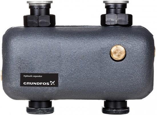 Гидроразделитель для насоссной группы Grundfos Heatmmix