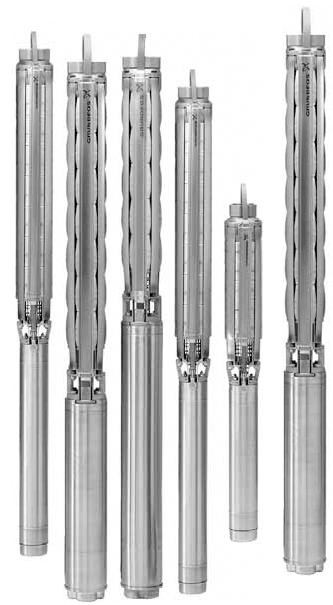 Скважинный насос Grundfos SP 5A-38 3x400В