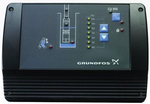 Устройство управления насосами Grundfos SQE CU301