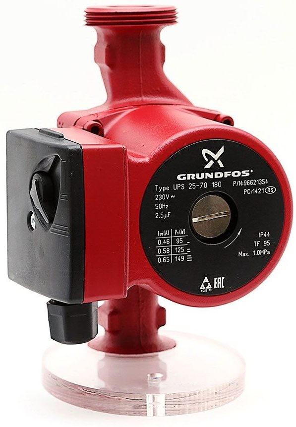Циркуляционный насос Grundfos UPS 25-70
