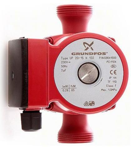 Циркуляционный насос Grundfos UP 20-30 NK
