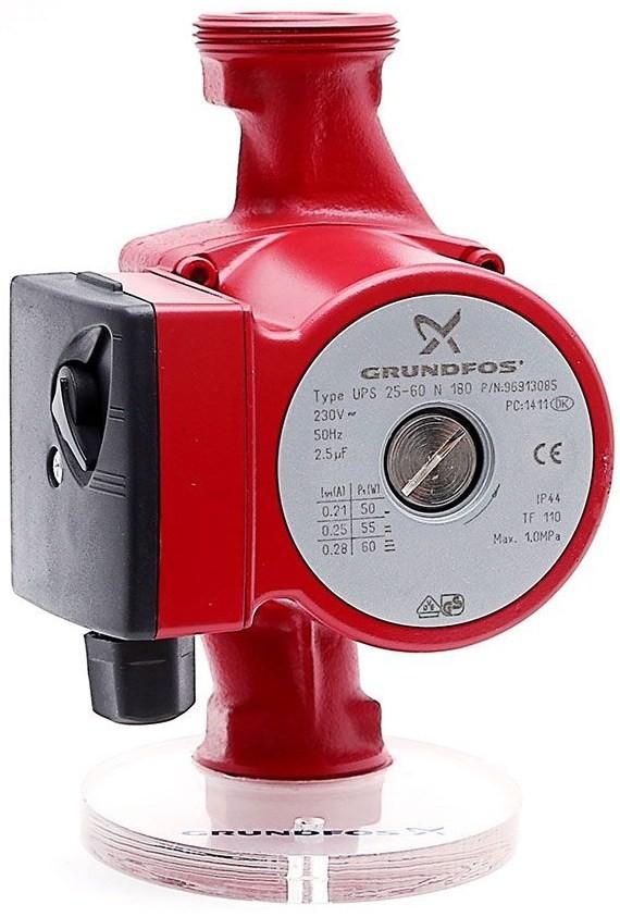 Циркуляционный насос Grundfos UPS 25-60 N