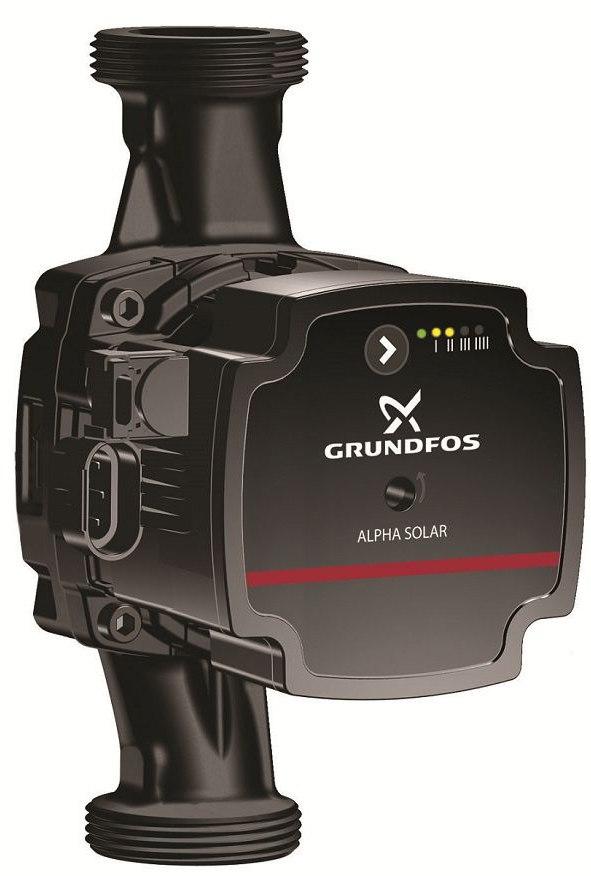 Циркуляционный насос Grundfos ALPHA Solar 25-75 130