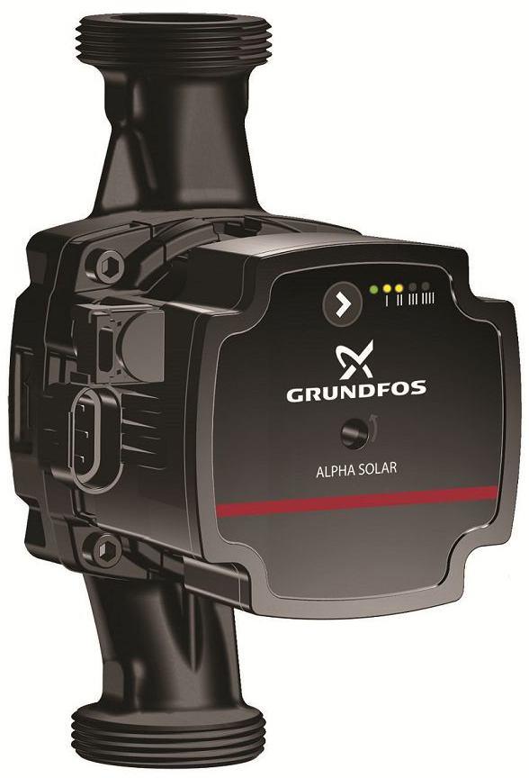 Циркуляционный насос Grundfos ALPHA Solar 25-75 180