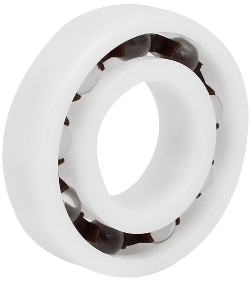 Подшипник ISB 6001 POMGLASS (пласт., стекл шар.)