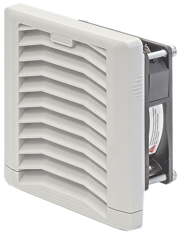 Вентилятор и решетка с фильтром KIPPRIBOR серии KIPVENT-100-01-230