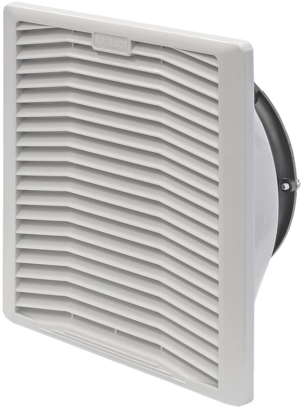 Вентилятор и решетка с фильтром KIPPRIBOR серии KIPVENT-400-01-230
