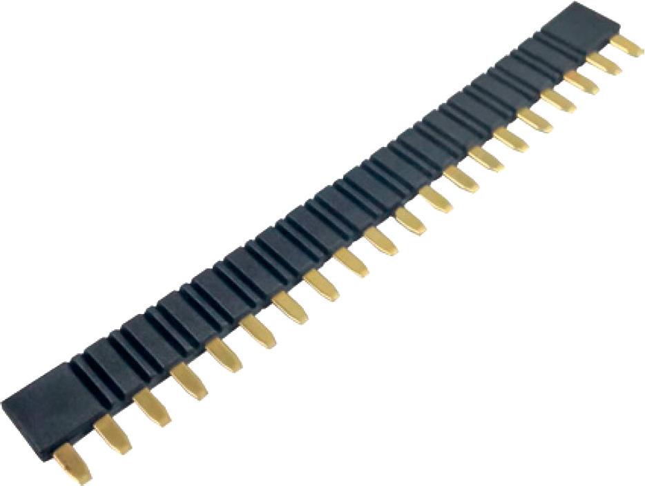 Двадцатиполосная соединительная шина KIPPRIBOR ВС-011-20Р