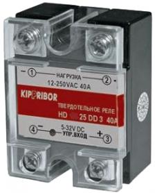 Твердотельные реле для коммутации постоянного тока KIPPRIBOR HD-1025-DD3
