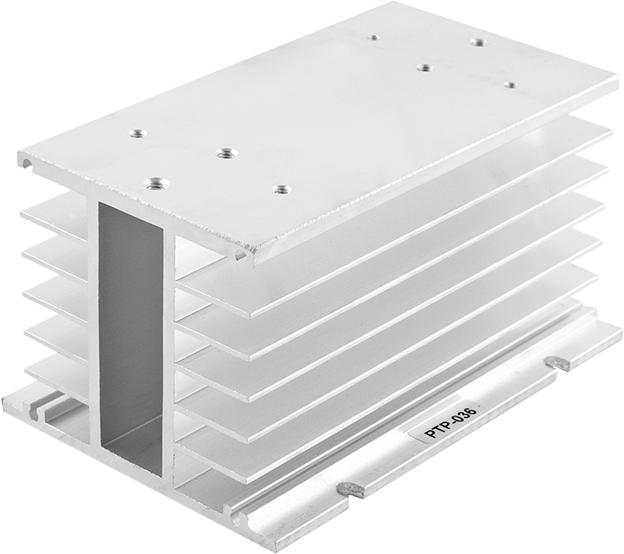Радиаторы охлаждения для твердотельных реле KIPPRIBOR РТР036