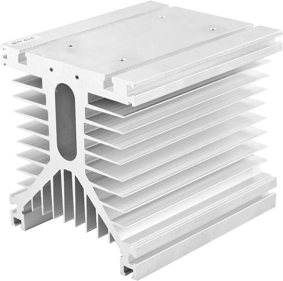 Радиаторы охлаждения для твердотельных реле KIPPRIBOR РТР038 РТР038 | Промышленная Автоматизация