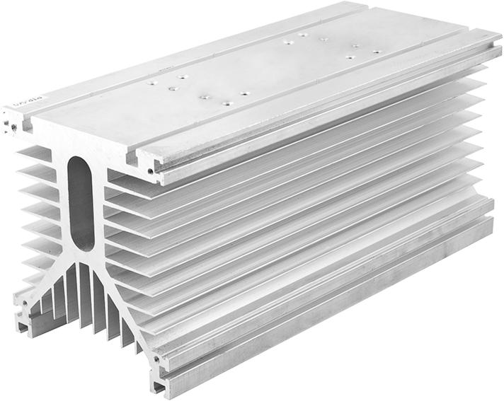 Радиаторы охлаждения для твердотельных реле KIPPRIBOR РТР040