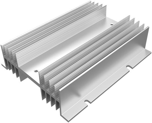 Радиаторы охлаждения для твердотельных реле KIPPRIBOR РТР063-1