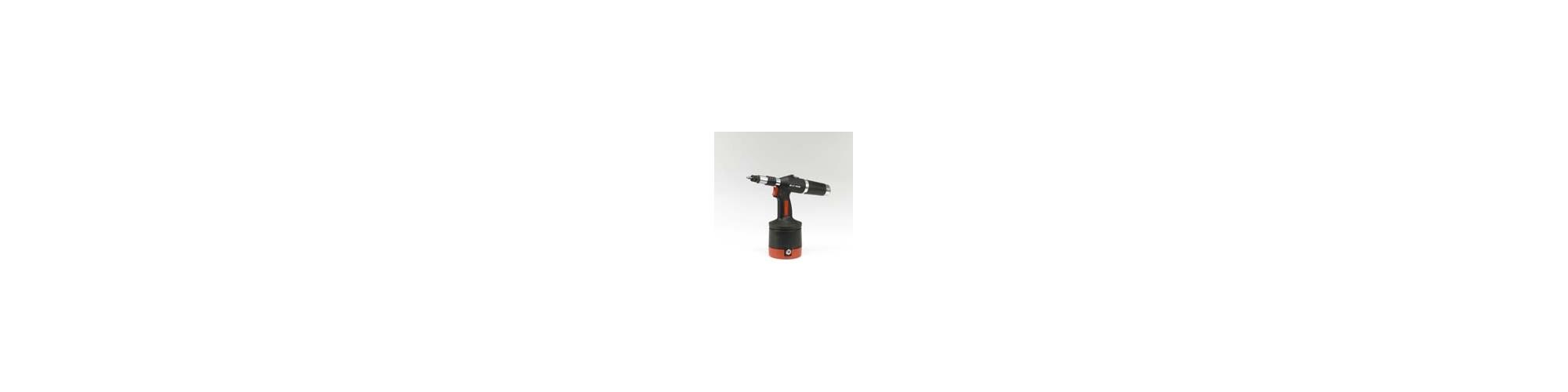 Клепальник пневматический Masterfix X GRIP N10 QI (45210N10QI)
