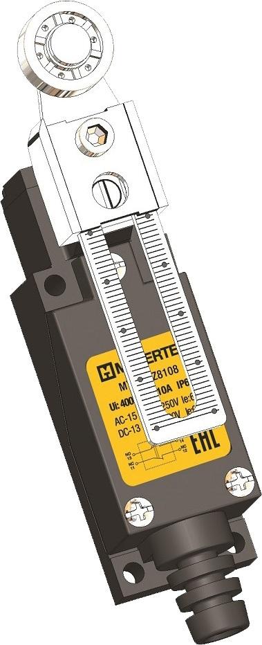 Концевой выключатель MEYERTEC MTB4-LZ8108