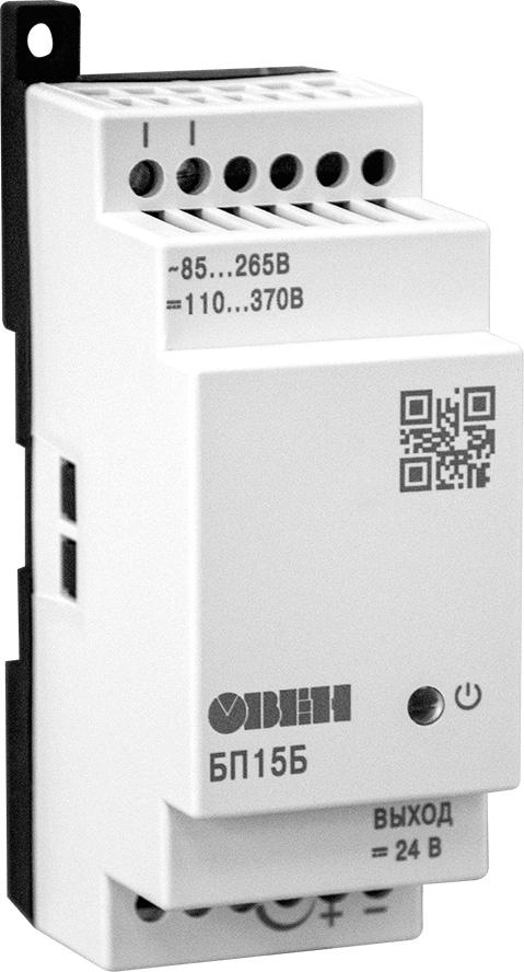 Блок питания для промышленной автоматики ОВЕН БП15Б-Д2-36