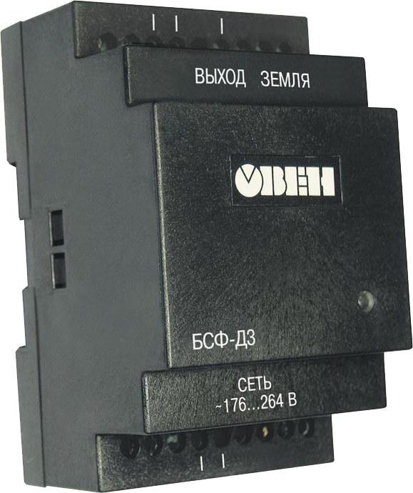 Блок сетевого фильтра ОВЕН БСФ-Д3-1,2